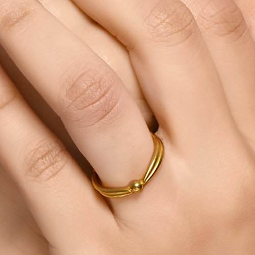 Senco Gold 22k (916) Yellow Gold Ring