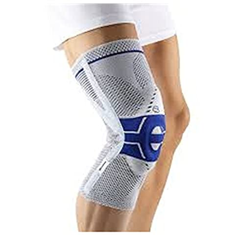 Knee Sleeve Support Compression Brace | Run Protector | Anti Slip | Pain Relief for Sports Arthritis Patella Joint Injury Recovery 1pc (M)