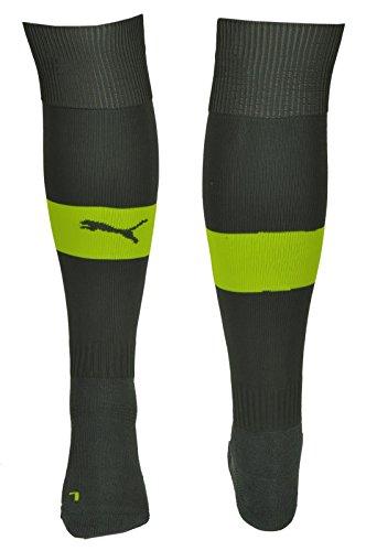 Puma Powercat Socks Socken Dark Shadow / Lime Punc -