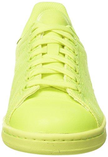 adidas Unisex-Erwachsene Stan Smith Niedrige Sneaker Gelb (solar Yellow/solar Yellow/solar)
