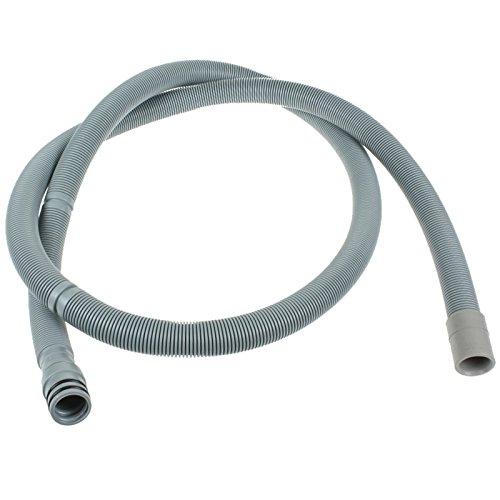 Ariston LFF8214EU/HA LFF8214.EU/HAR Spülmaschinen-Ablaufschlauch, 45–60cm 1750mm