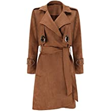 buy popular 369b6 b6ce2 Suchergebnis auf Amazon.de für: wildleder mantel damen