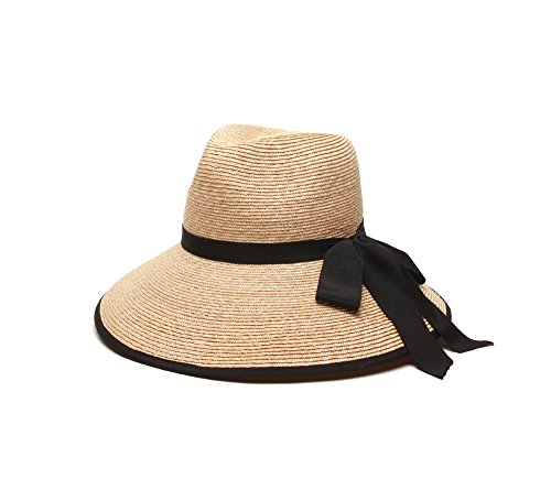 gottex-womens-silene-fine-milan-straw-hat-natural-black-one-size
