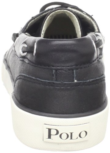 Chaussures Polo Ralph Lauren Sander Bateau Black