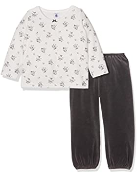 Petit Bateau Louange, Conjuntos de Pijama para Niñas