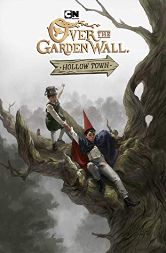 Over the Garden Wall: Hollow Town por Pat Mchale