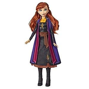 Hasbro Disney Frozen 2 Fashion Doll Light Up Anna,, E7001ES0