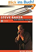 Blues Harmonica Playalongs: Vol.2 (incl. Audio-CD, English edition). Spielbuch für Blues Harp. Lehrbuch. Musiknoten.