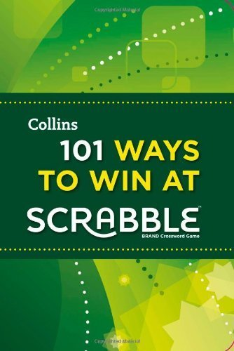 101 Ways to Win at Scrabble (Collins Little Books) by Grossman, Barry (2013) Paperback