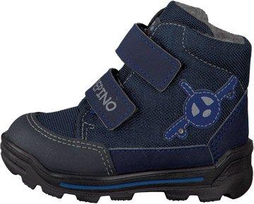 Ricosta SympaTex 37.33700 Baby - Jungen Stiefel Blau