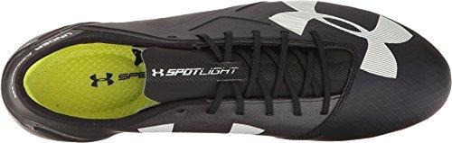 Under Armour Spotlight FG Football Boots Black Image