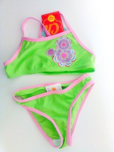 maillot-de-bain-chupa-chups-vert-anis-rose-2-pieces-bikini-enfant-fille-2-ans