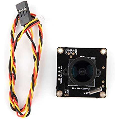 Waterwood?DAL 700TVL FPV HD da 1/4
