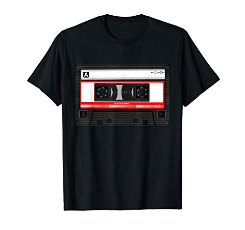 Retro Vintage Kassette Tape Shirt | 80er 90er Jahre Party