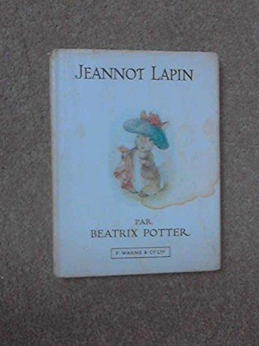 Histoire de Jeannot Lapin