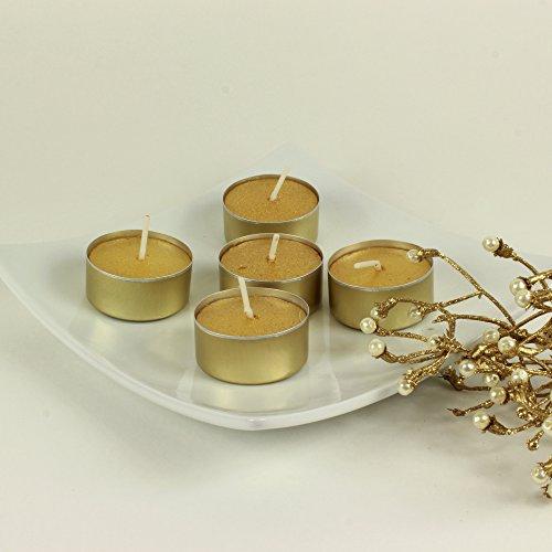 Messingfarben Tüllen Für Kerzen 6 Stück 2,4 X1,5