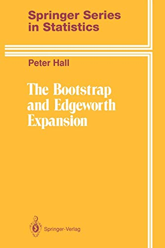 The Bootstrap and Edgeworth Expansion (Springer Series in Statistics)