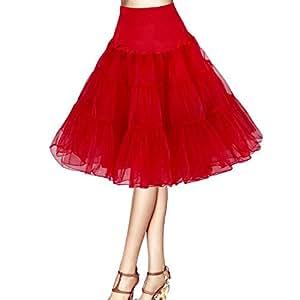 Dance Fairy 50 robe Mi-longueur pour la robe de la demoiselle d'honneur(L-XL taille)