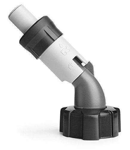 Öltülle grau f. 5l-Kombi-Kanister