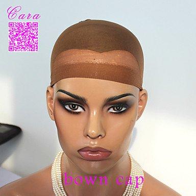 OOFAY JF® 50pcs unisex tappi parrucca elastici per la fabbricazione