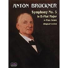 Symphony No. 5 In B Flat Major Full Score Fs Bk