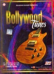 buy bollywood tunes an electric guitar instrumental by pinkoo joseph online at low prices in. Black Bedroom Furniture Sets. Home Design Ideas