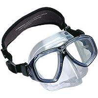 Oceanic ION 2 Mask w/ Purge Valve - Ice Blue