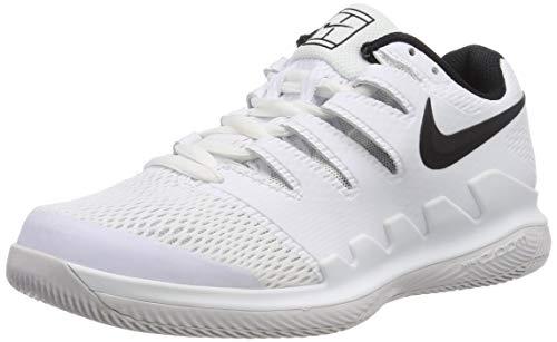 best service 66be5 d653d Nike Jungen Air Zoom Vapor X Hc Tennisschuhe, Mehrfarbig Black-Vast  Grey-Summit