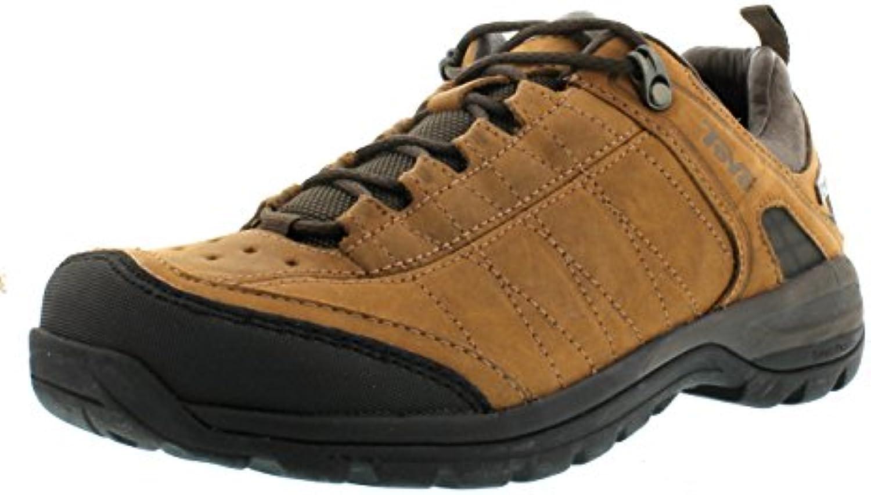 Teva Kimtah eVent Leather W's 8809 - Zapatillas de montaña de cuero para mujer, color marrón, talla 36 EU (3 Damen...
