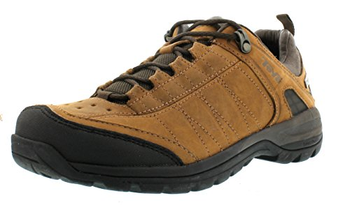 Teva Kimtah eVent Leather W's, Scarpe da escursionismo e trekking donna, Marrone (Braun (bison 561)), 37
