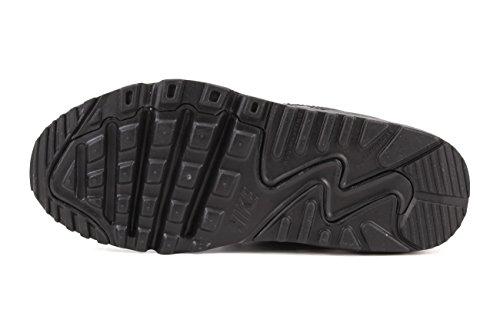 Nike Air Max 90 Ltr (Ps), Scarpe da Corsa Bambino Negro (Black / Black)