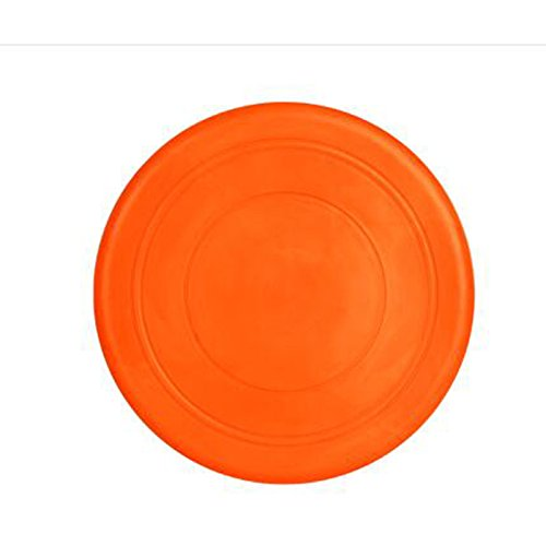 tofree sport Flying frisbee Disc morbido gel di silice colorato sport Disc frisbee Outdoor pieghevole Fbribee Chidlren giocattolo arancione Orange