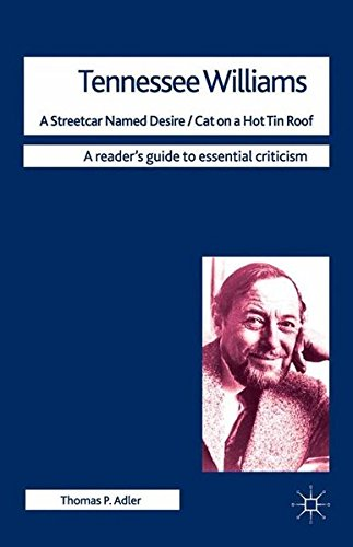 an analysis of the tennessee williams a streetcar named desire
