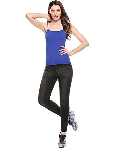 Ekouaer - T-shirt de sport - Femme Gris