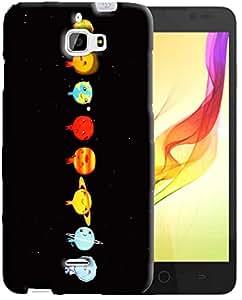 PrintFunny Designer Printed Case For CoolpadDazen1