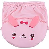 Pantalones de entrenamiento para bebé paño lavable reutilizable para bebé pañales bebés pañales