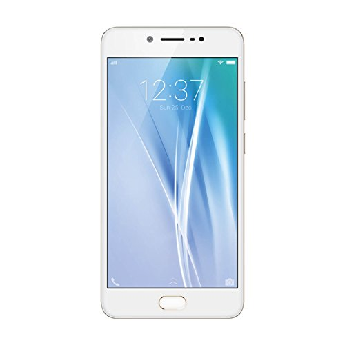 Vivo V5 (Crown gold, 32 GB) (4 GB RAM)