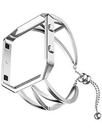 para Fitbit Blaze Correa de la Venda del Reloj de Las Muchachas del reemplazo de la