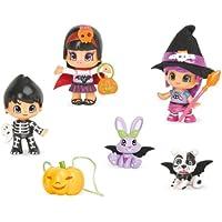 PINYPON 700009685 - Juego de 6 figuritas, diseño de brujas