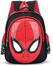 3-6 Year kids bags School Bags For Boys Spiderman Waterproof Backpacks Child Spiderman Book bag Kids Shoulder