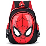 3-6 Year kids bags School Bags For Boys Spiderman Waterproof Backpacks Child Spiderman Book bag Kids Shoulder Bag Satchel Kna