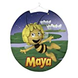 BIENE MAJA Lampion mit Kerzenhalter und Deko-Haken // Party Kinder Lampe Leuchte Laterne Bee Maya Willi Flip