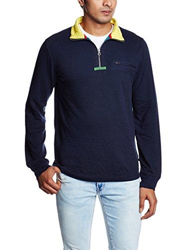 Nautica Men's Polo (8907036049435_NT3K31104NV_Medium_Navy)