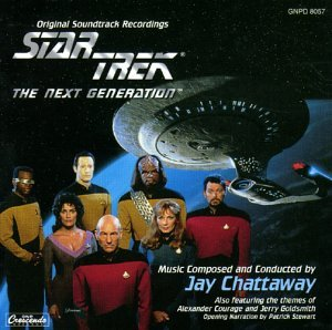 Star Trek: The Next Generation Vol.4 (TV) by Star Trek (Related Recordings) (2013-02-05)
