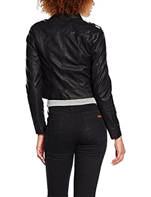 New Look Women's Lovebird Belted Jacket