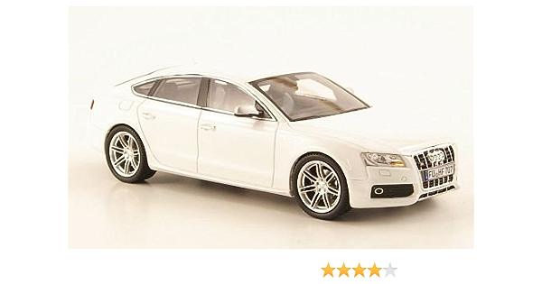 Audi S5 Sportback Weiss Modellauto Fertigmodell Schuco Pro R 1 43 Spielzeug