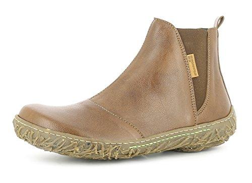 El Naturalista Damen Vegan Chelsea Boots, Braun (Cuero Cuero), 38 EU