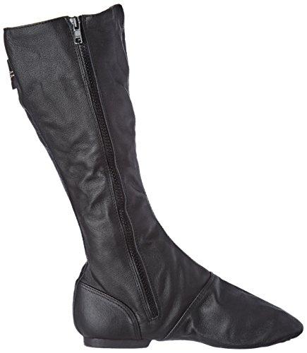 Sansha cb1l Spende Franco Schuh Tanz Charakter für Erwachsene Leder Damen schwarz
