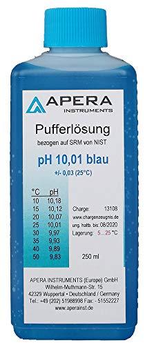 Apera Instruments pH Kalibrierlösung 10.01 (250ml) -