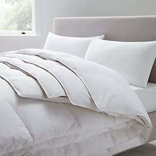 Luxurious All Seasons Dual 2 in 1 Canadian Goose Feather & Down Duvet, Double - Mountain Moose Co.